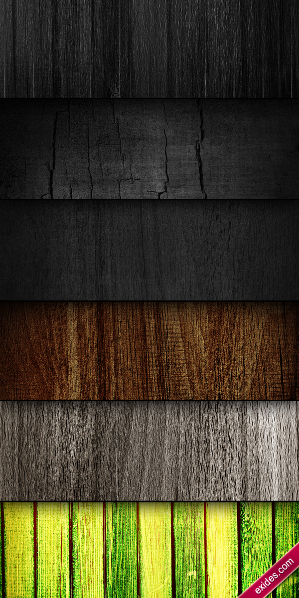 Wood textures pack v.5 by dimashiper