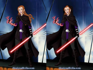 AT for SpyroHeart1990 - Sith OC
