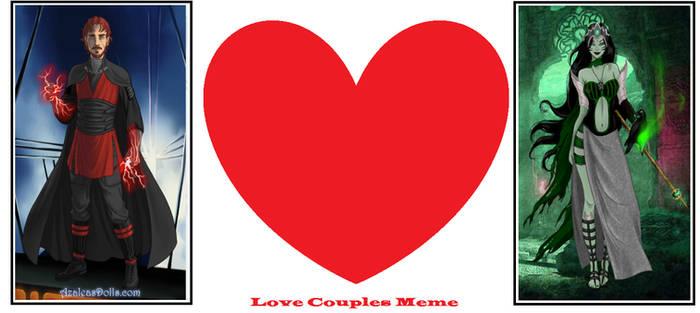 Love Couple - Trixter x Azura
