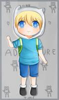 Finn The Human: Adventure time fanart