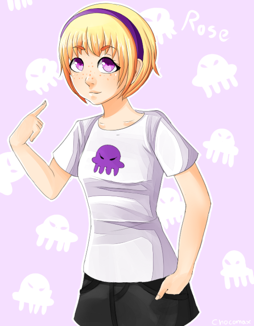Rose Lalonde by chocomax