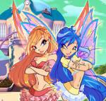 Believix fairies Uwu