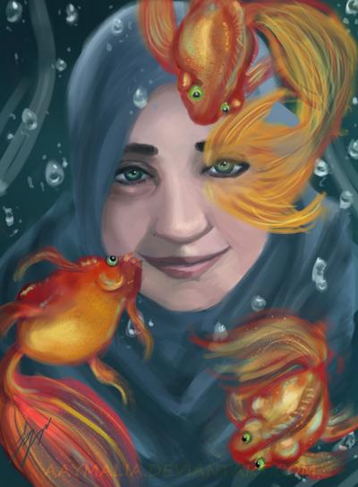 Dev_ID V.2 Fish Imagination by Aaymalia