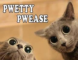 pwetty pwease by doom1272
