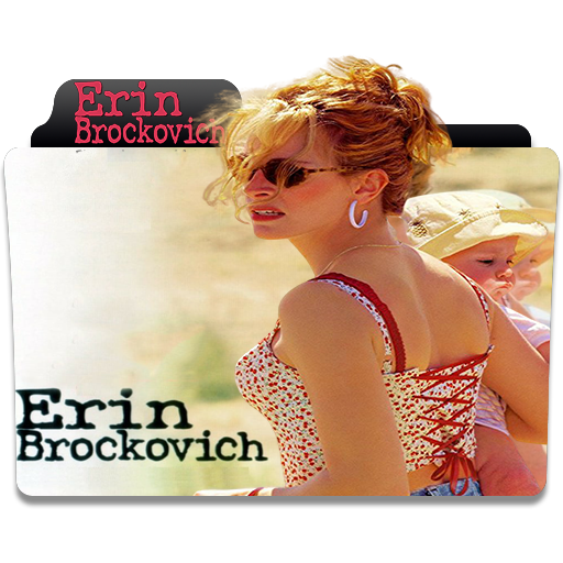 Erin Brockovich 2000 Folder Icon By Boga95 On Deviantart