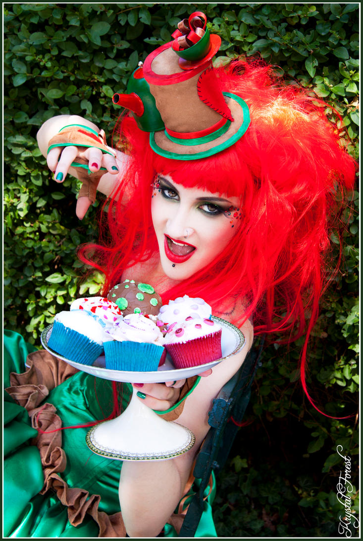 Mad Hatter by DeadCountess