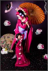 Geisha Gaden by DeadCountess