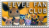 Plush Stamp by EeveeFanClub