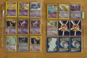 +Espeon Pokemon Cards+ by EeveeFanClub