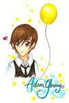 Adam Young's Yellow Balloon