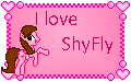 I love ShyFly by TwitterShy