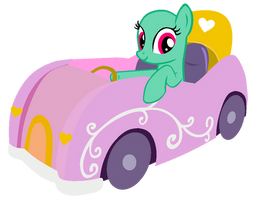 mlp base in my car FEMALE VERSION  by TwitterShy