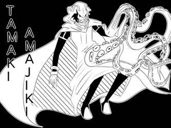 Tamaki Amajiki (2) by ryuwu