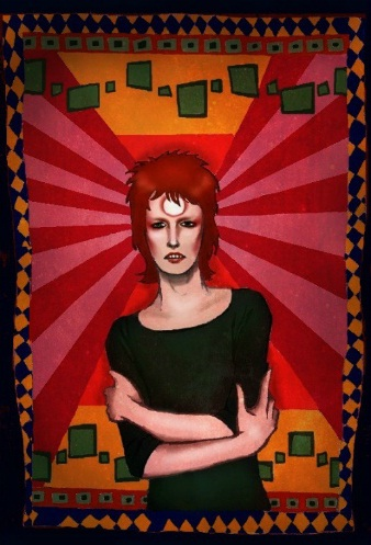 Ziggy Stardust by Moonrisepower