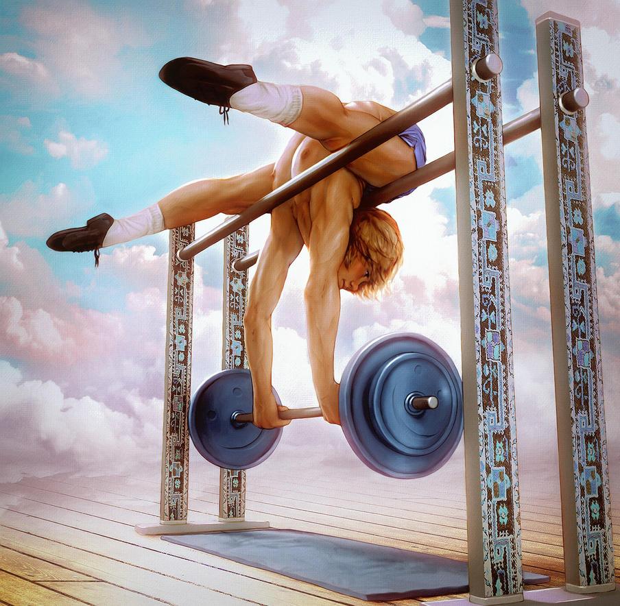 Power Stretching by Yuni
