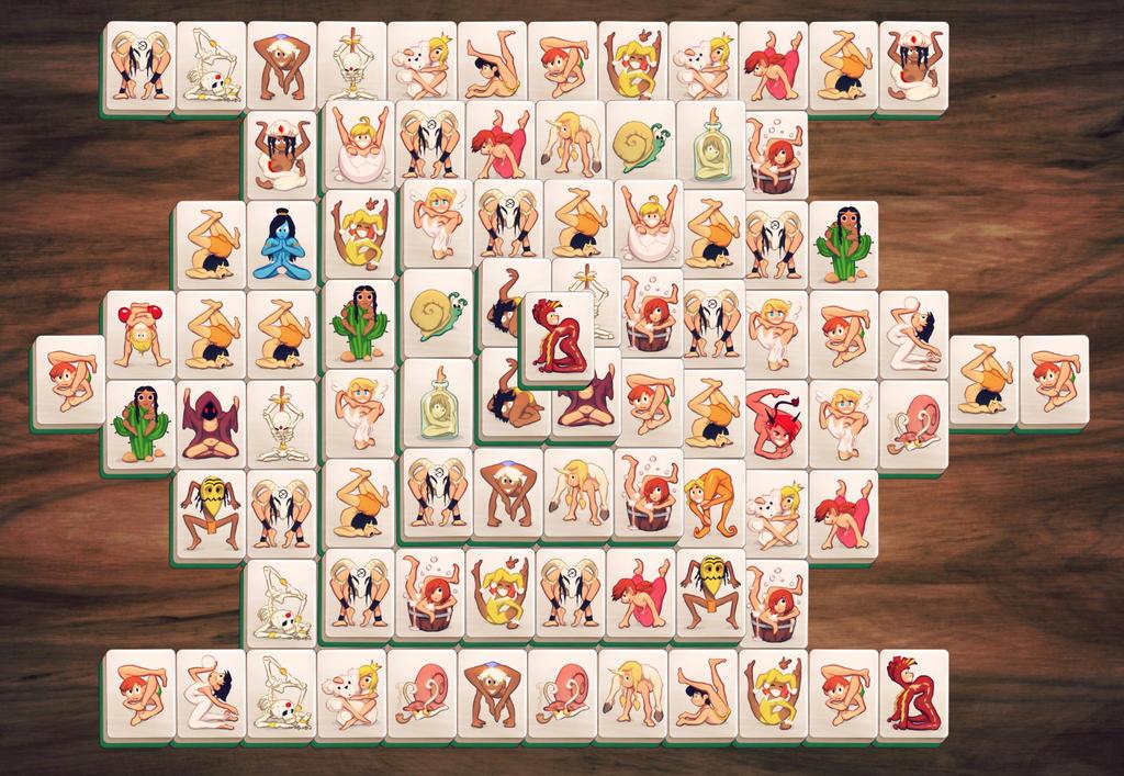 By Art Mahjong