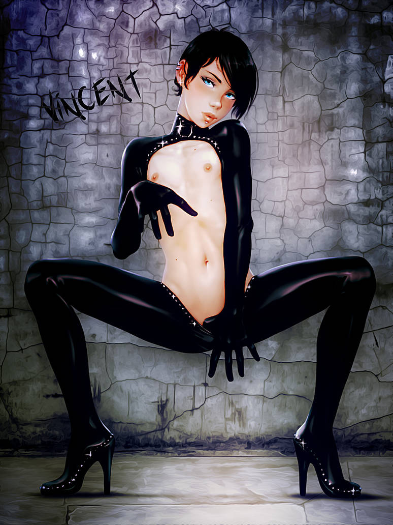 Vincent Black by Yuni