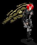 Dino Crisis vector