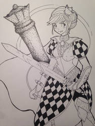 The Chess Queen