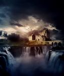 Delightful waterfalls