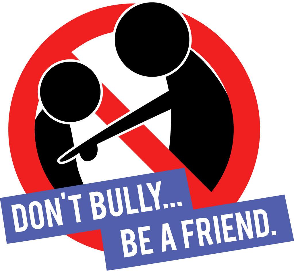 Anti Bullying by AlexGamer9000 on DeviantArt