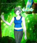 Wii Fit Trainer (In Forest) 01