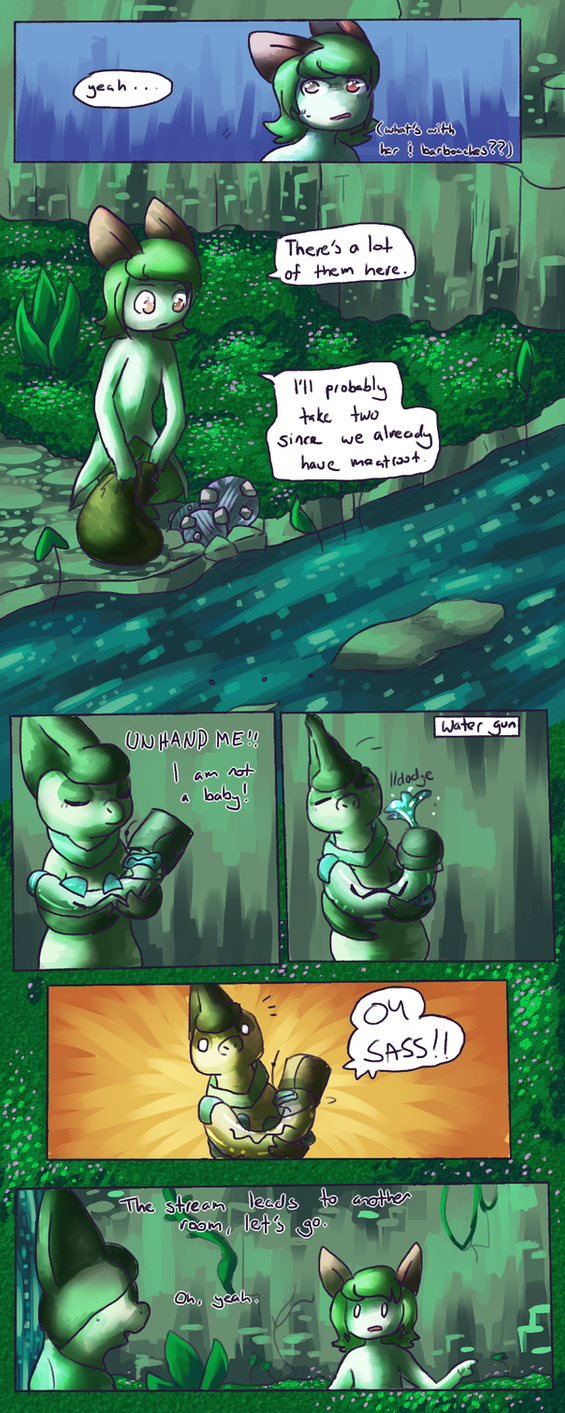 Halls Aflame ~ Page 8 by UltimateSassMaster