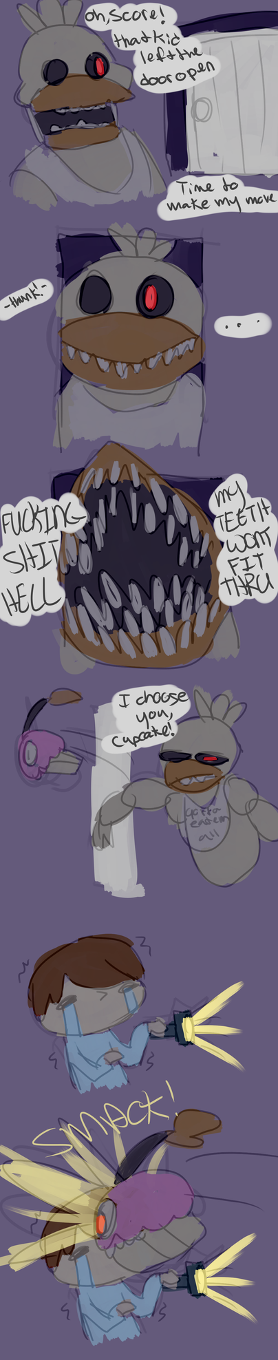 Cupcake by UltimateSassMaster