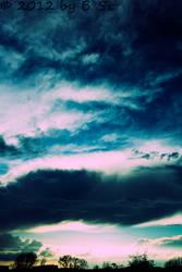 Sky above by bjoernst