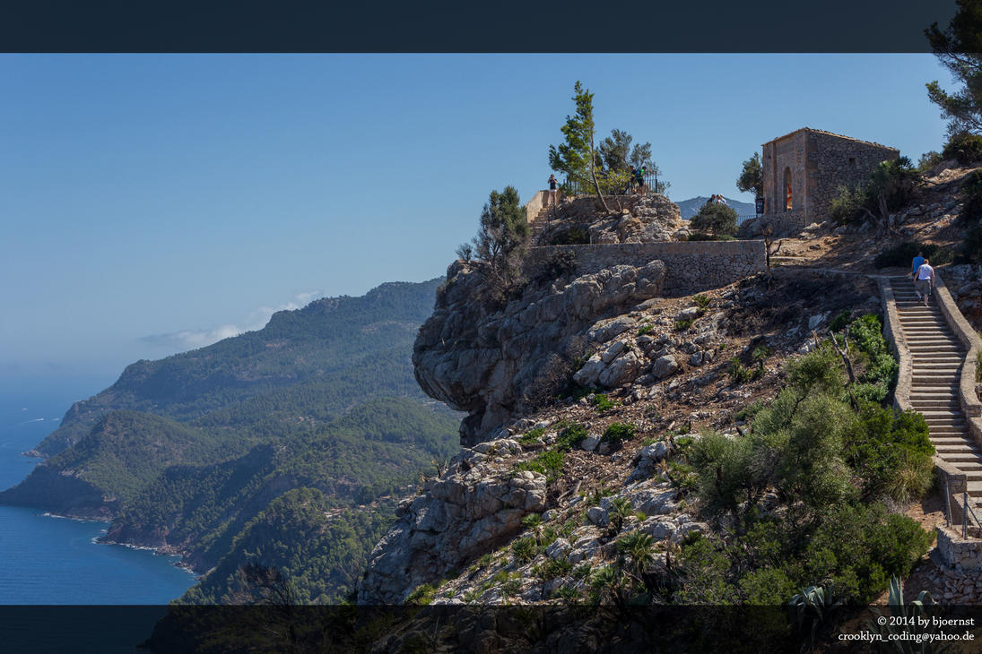 Mallorca Coast Line by bjoernst