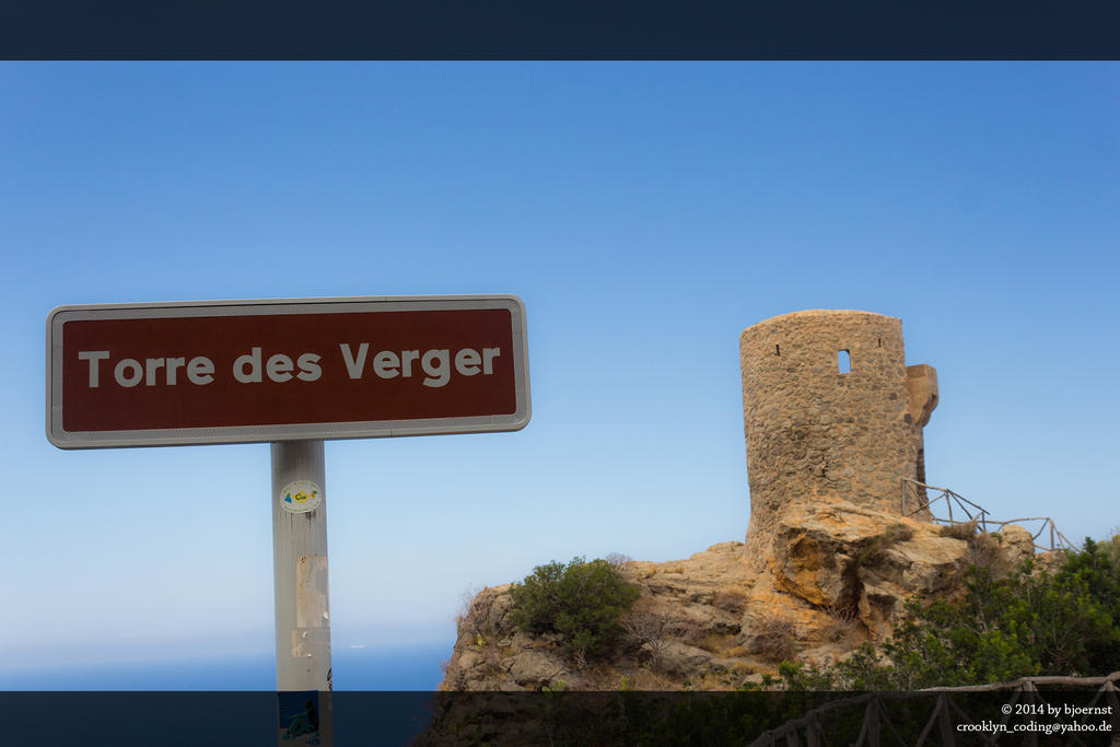 Torre des Verger by bjoernst