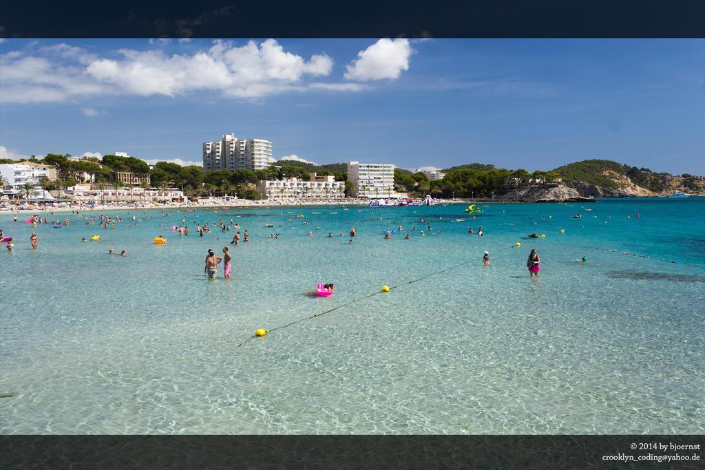 Paguera Beach by bjoernst