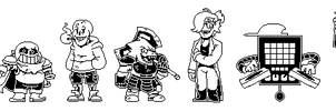 ClassicSwap- Full Cast Battle Sprites