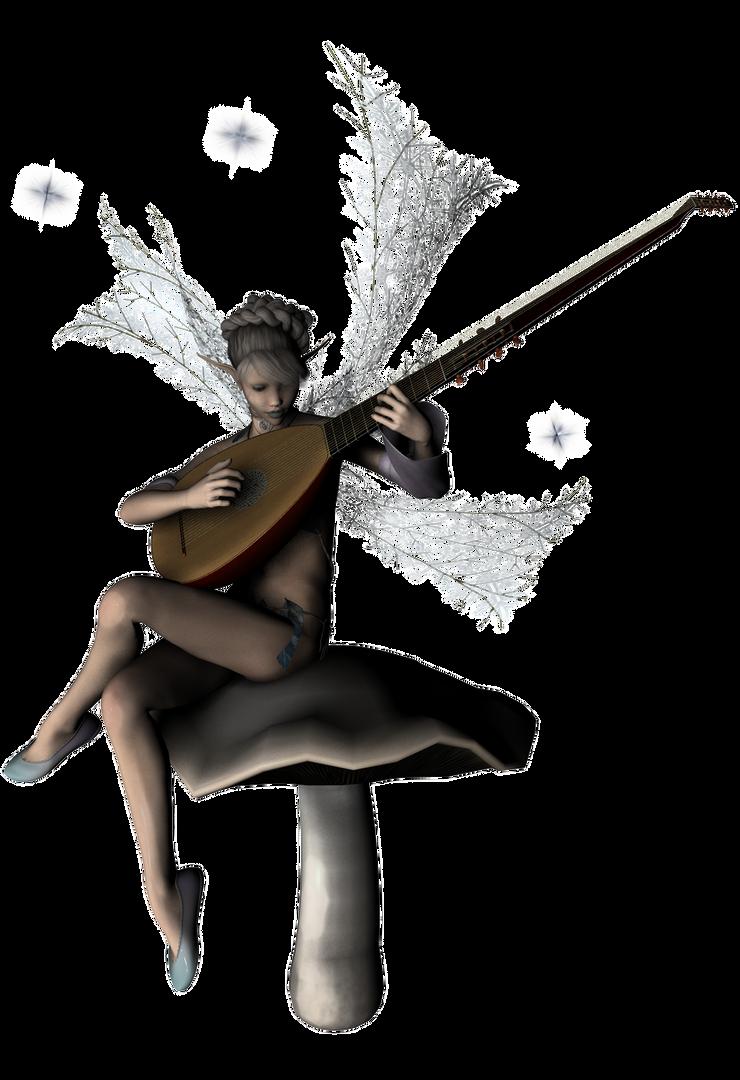 musician faery II - faery coll
