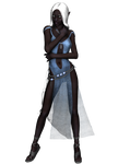 drow lady2 - stock