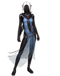 drow lady7 - stock