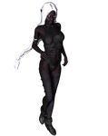 drow lady9 - stock