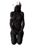 drow lady13 - stock