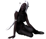 drow lady17 - stock