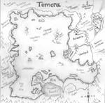 Temora Map