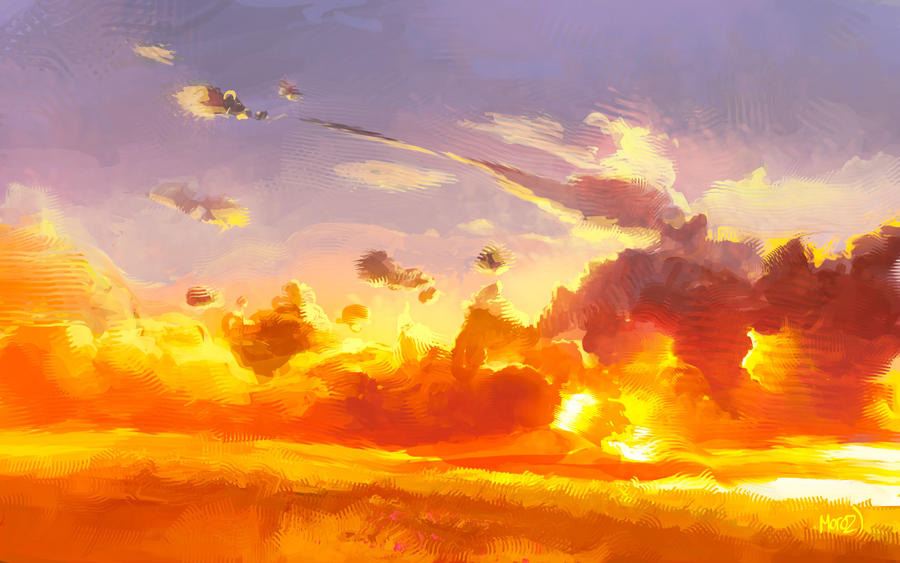 Пример облаков