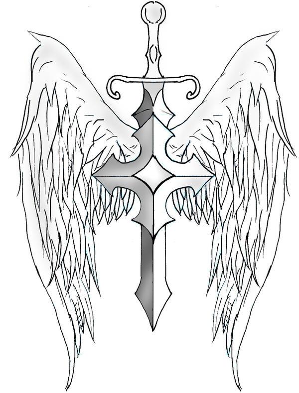 Blades Tattoos Design