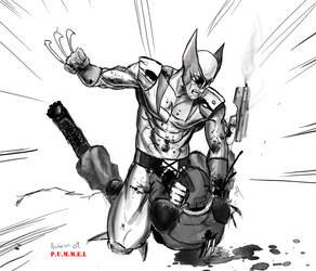 Wolverine - Ground and Pound