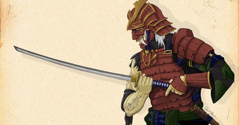 Samurai - Banner