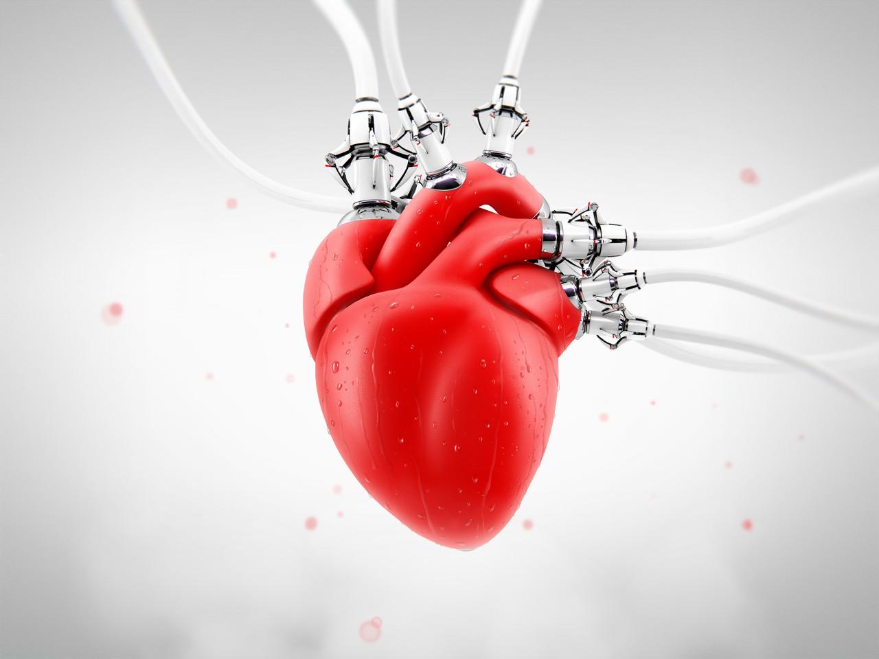 Afm heart by jamajurabaev