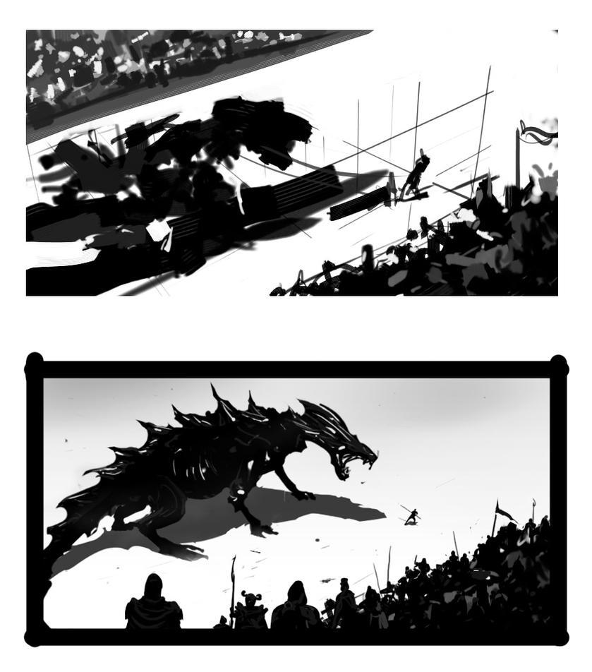 Gladiator by jamajurabaev