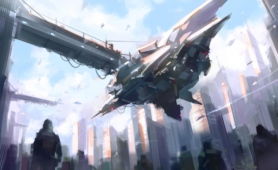 Ship by jamajurabaev