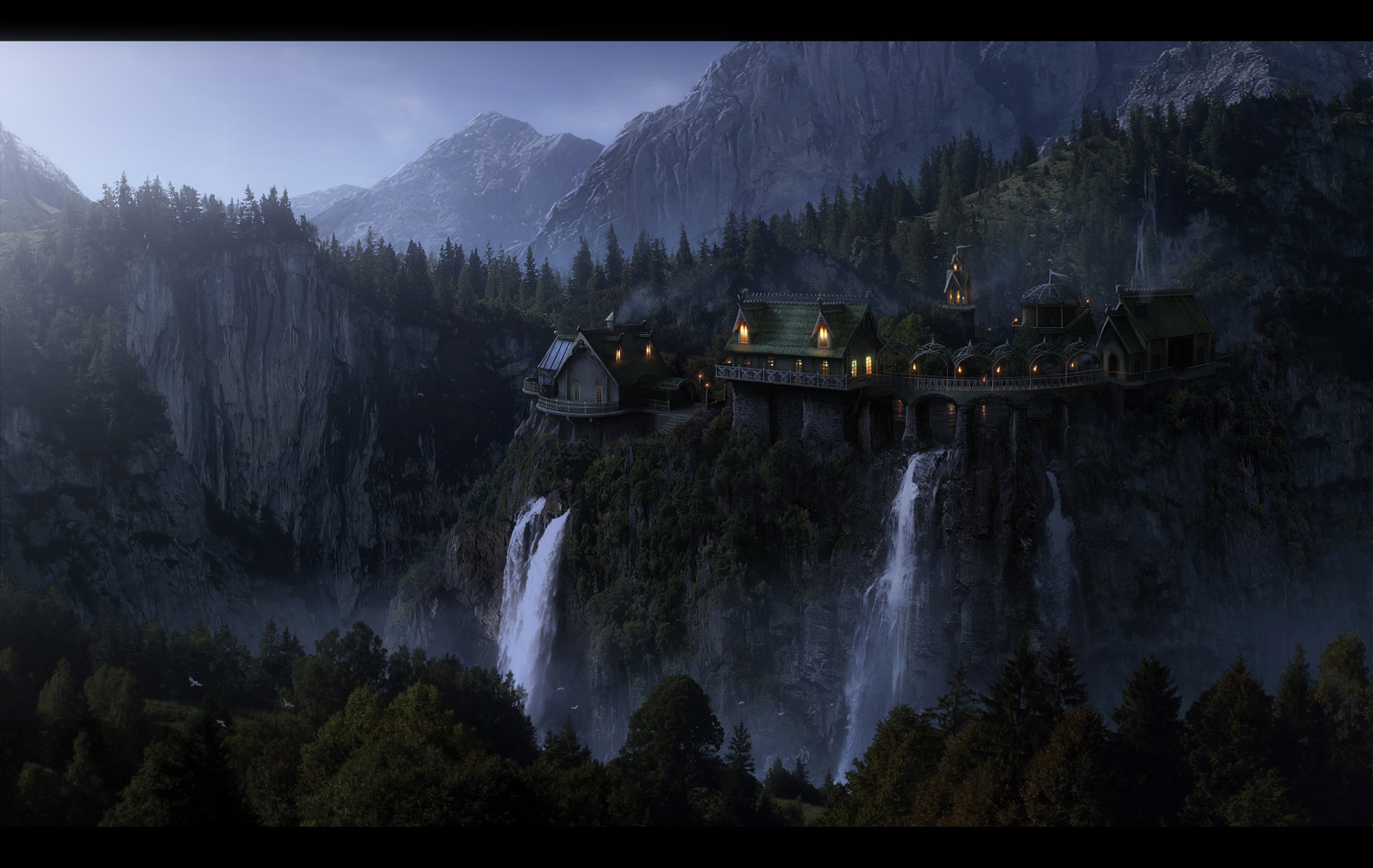 download wallpapers rivendell - photo #27