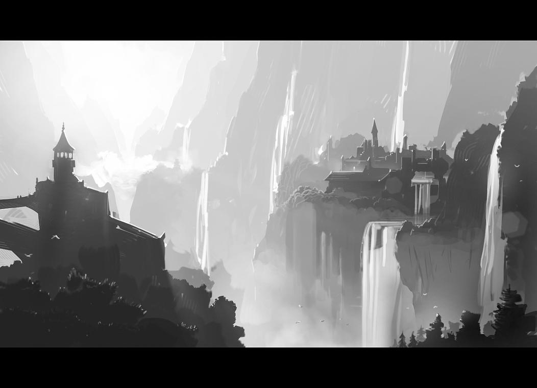 Rivendell study by jamajurabaev