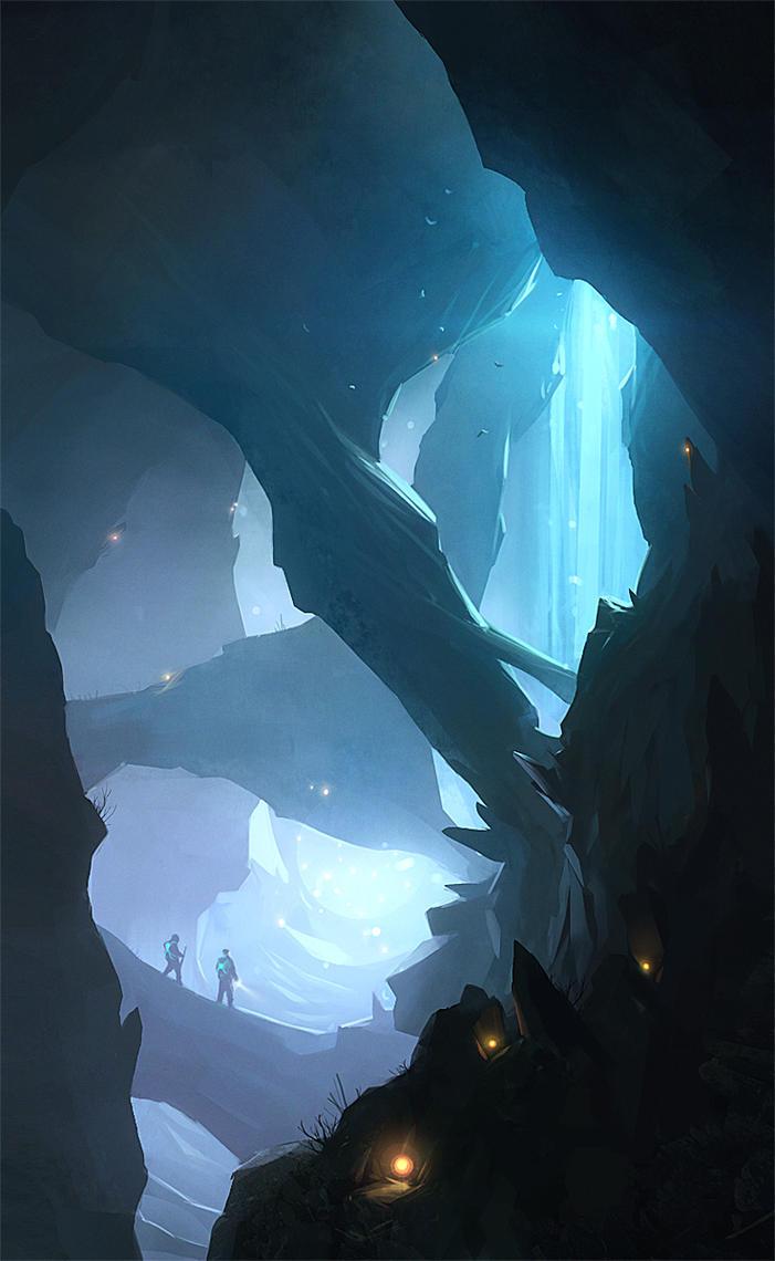 Cave by jamajurabaev